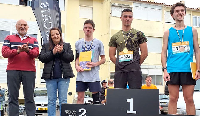 "NAZ Abóboda vence ""GP Monte Real"", AM Atibá e CD Arneiro no pódio(T)"