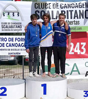 Clube do Mar Costa do Sol vice-campeão Regional de Maratona(tx)